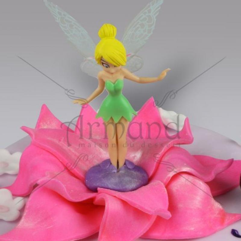 Tort Colectie Tinkerbell roz