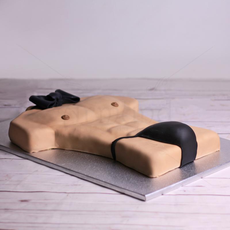 Tort Bust barbat sexy