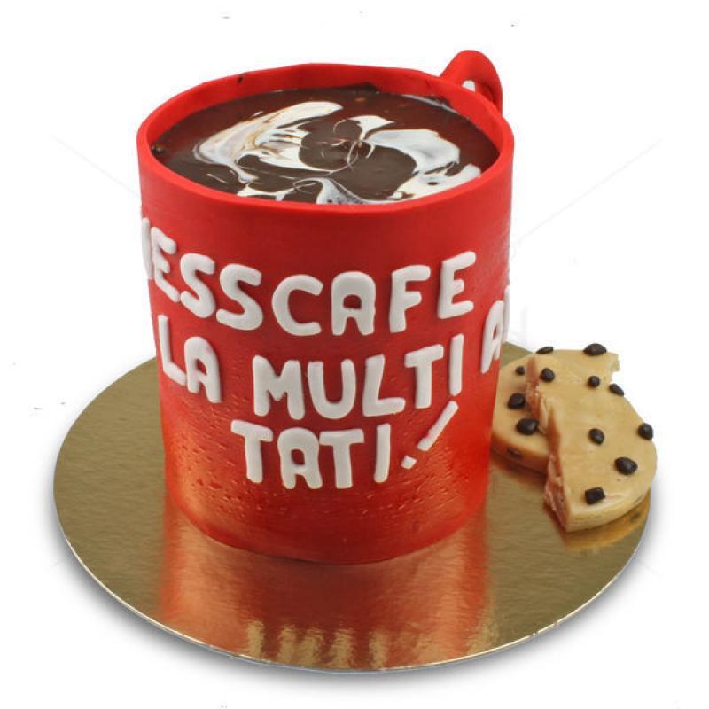 Tort Cana cafea