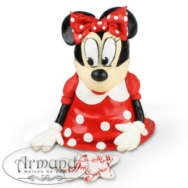 Tort Minnie Mouse 3D