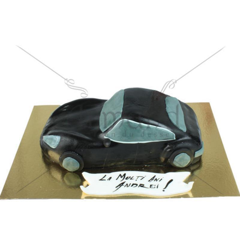 Tort Masina neagra