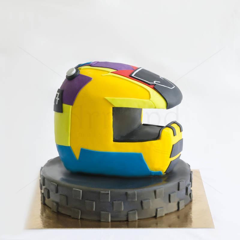 Tort Casca moto