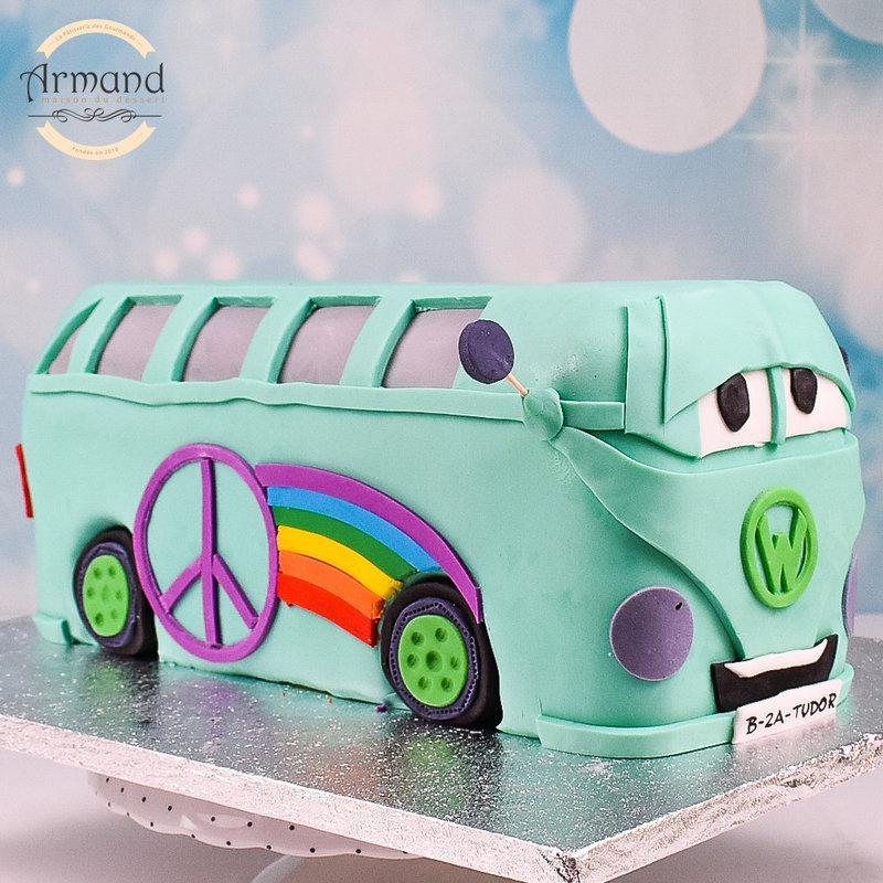 Tort masinuta Cars Fillmore