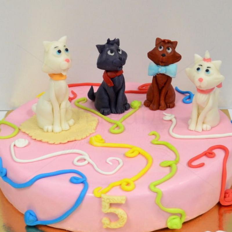 Tort Pisicile aristocrate 1