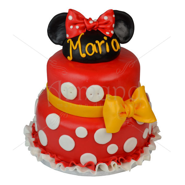 Tort Urechi Minnie Mouse