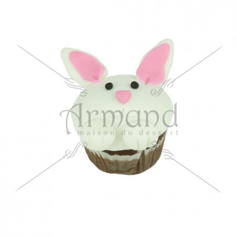 Cupcake iepure