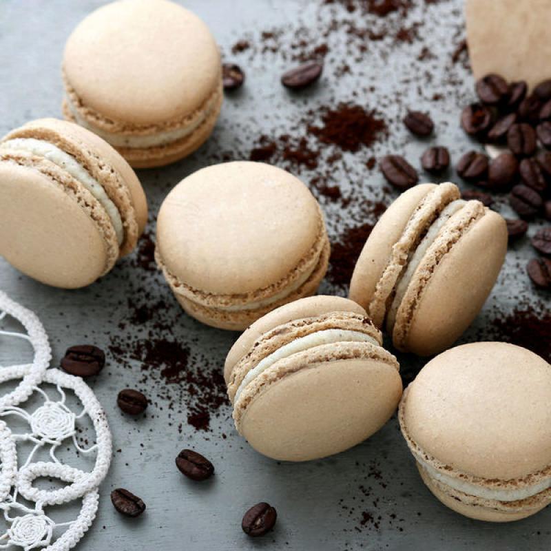 Macaron Cafea - Symphony