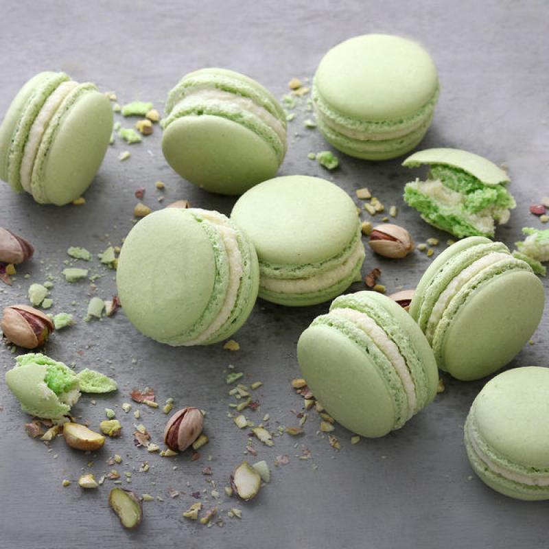 Macaron Fistic Fresh delight