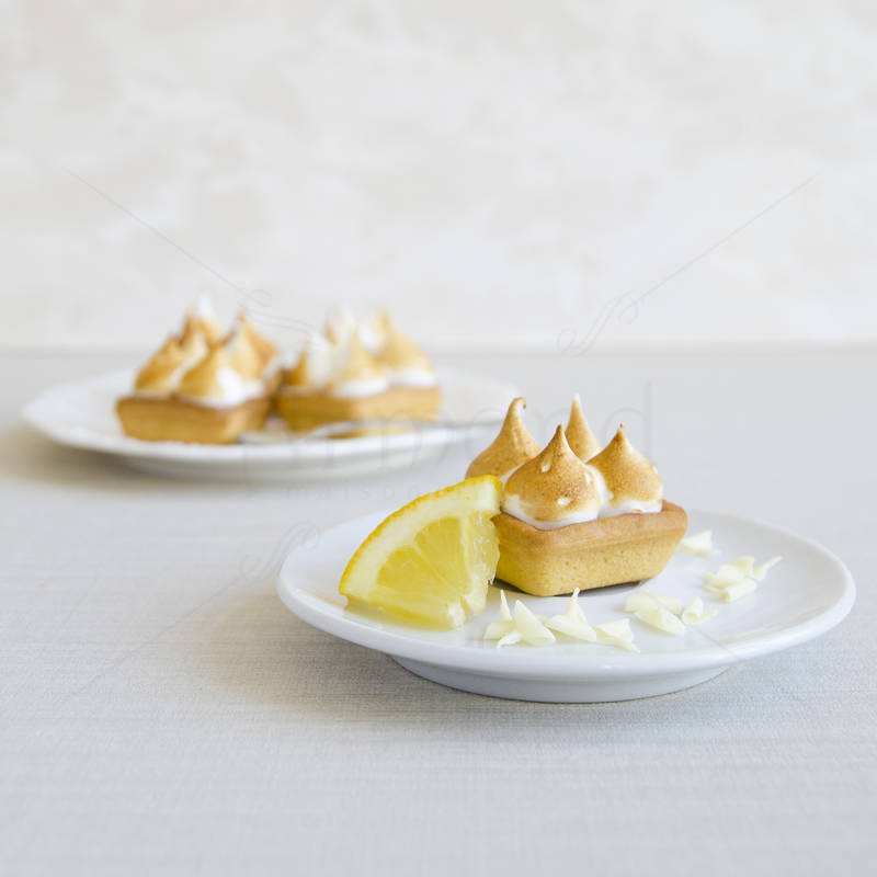 Mini tarte Lemon Pie
