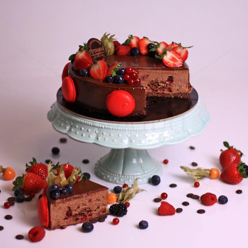 Tort Chocolate Berry