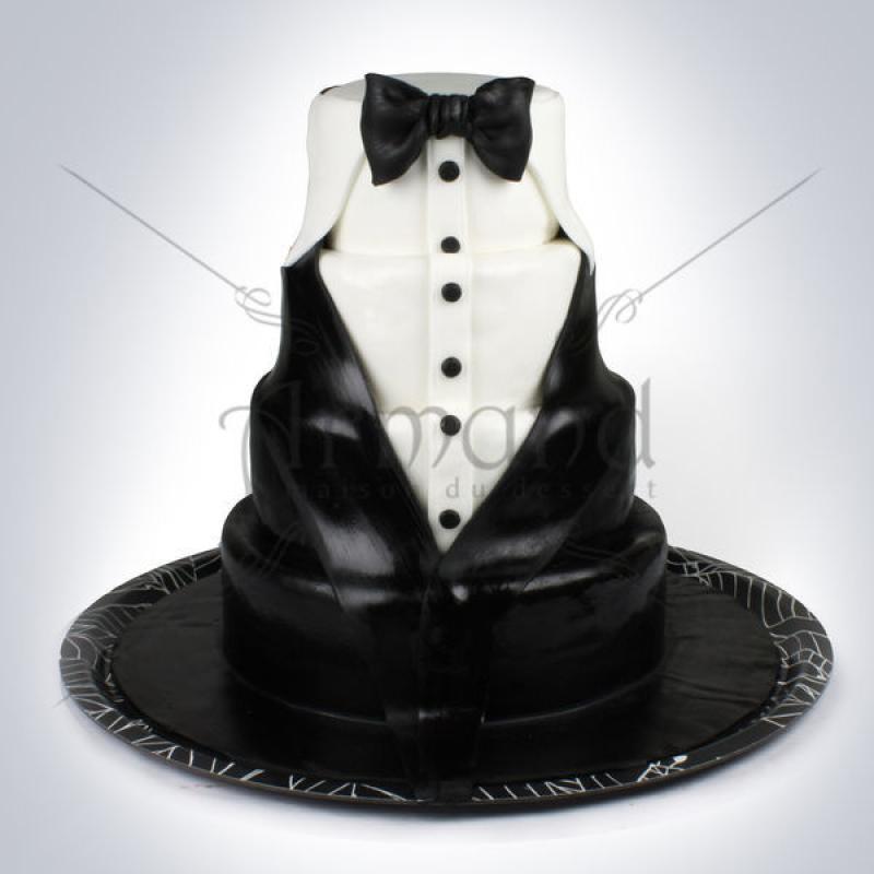 Tort de nunta pentru Mire