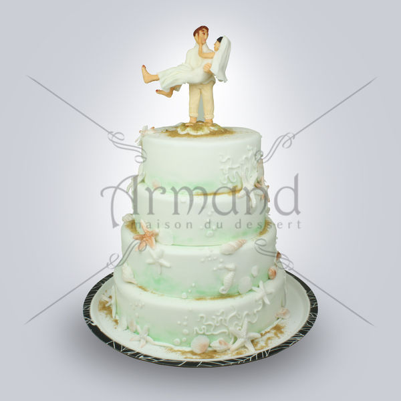 Tort Nunta la malul marii