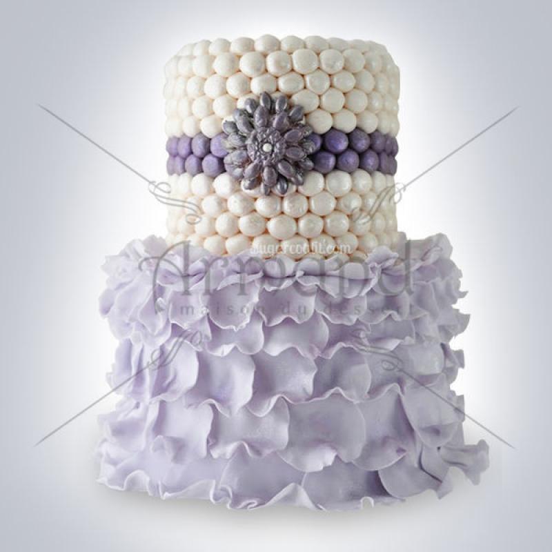 Tort de nunta Regal Purple